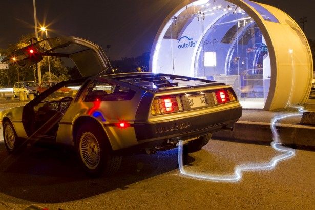 DeLorean DMC-12 : la voiture intemporelle