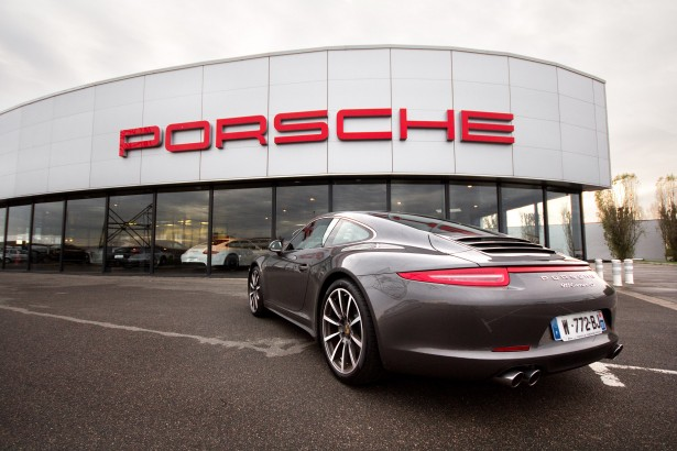 Porsche 911 Carrera 4S : essai dexception avec le pilote Laurent Pasquali !