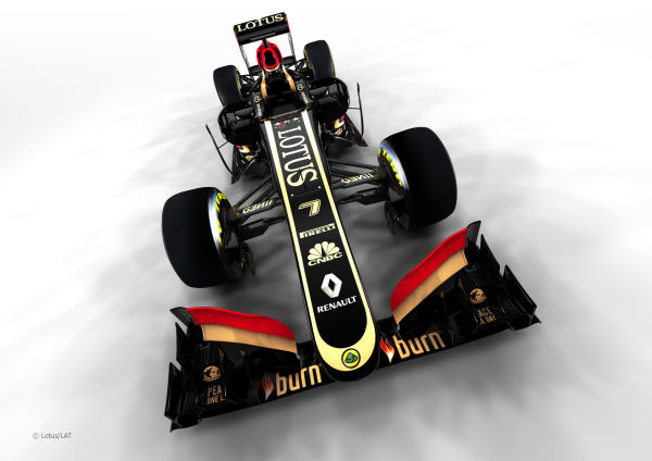 F1 : Lotus dvoile la E21 !