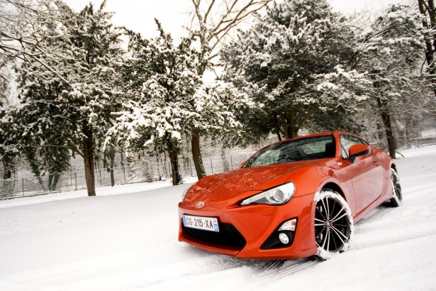 Toyota GT86 : l&#8217;essai de l&#8217;extrme !