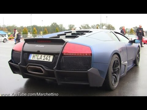 Lamborghini LP670-4 SV PURE Sound!