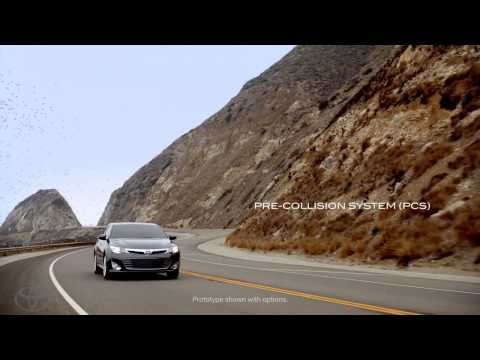 Inspired Safety — 2013 Toyota Avalon