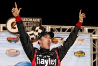 Cameron Hayley remporte l'épreuve K&N du UNOH Battle at The Beach