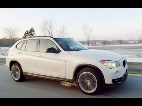 Car and Driver: Tested : 2013 BMW X1 xDrive28i – Review – CAR and DRIVER