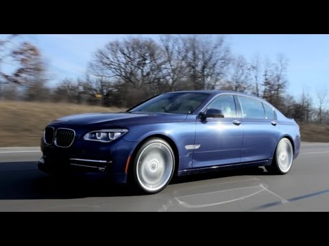 Car and Driver: Tested : 2013 BMW Alpina B7 – Review – CAR and DRIVER