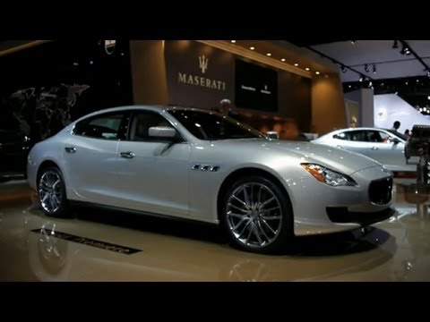 Maserati CEO Talks 2014 Maserati Quattroporte and More @ 2013 Detroit Auto Show &#8211; CAR and DRIVER