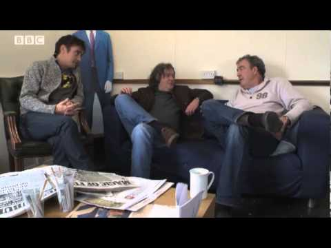 The presenters intro to episode 5 series 18 – Top Gear – BBC