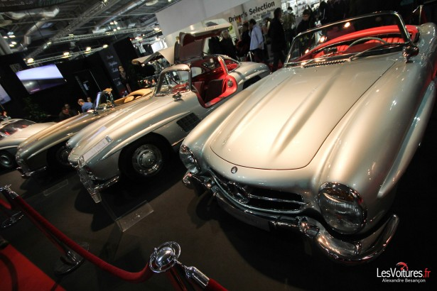 Mercedes-Rétromobile-2013