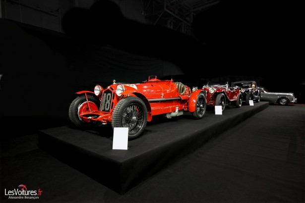 Rétromobile-2013-Alfa-Romeo
