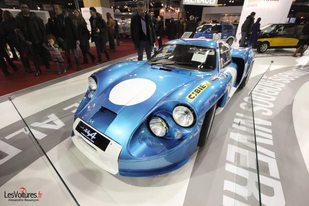 Rétromobile-2013-Alpine