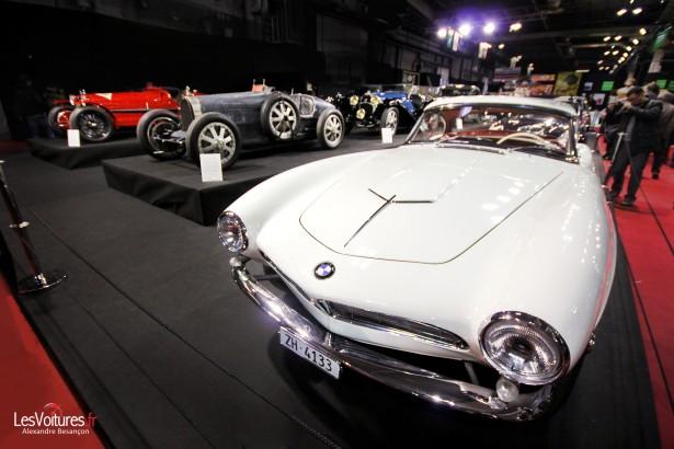 Rétromobile-BMW
