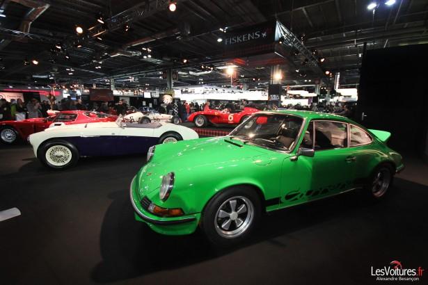 Rétromobile-Porsche