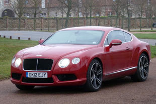 Essai BENTLEY Continental GT V8