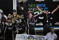 [VIDEO] Daytona : La victoire de Johnny Sauter