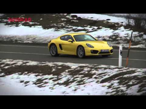 2013 Porsche Cayman review &#8211; NEW at www.autocar.co.uk