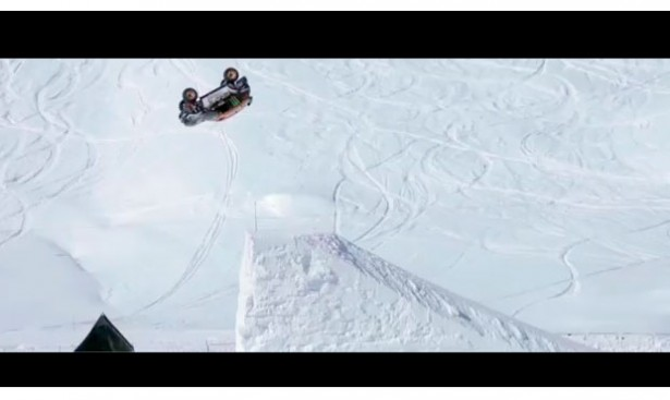 VIDEO : le Backflip de Guerlain Chicherit en Mini !
