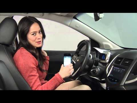 The New BringGo Navigation App | Small Cars Lineup | Chevrolet