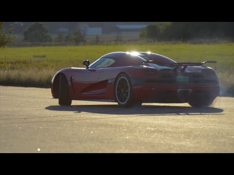 Million-Dollar Paint Job – Inside Koenigsegg