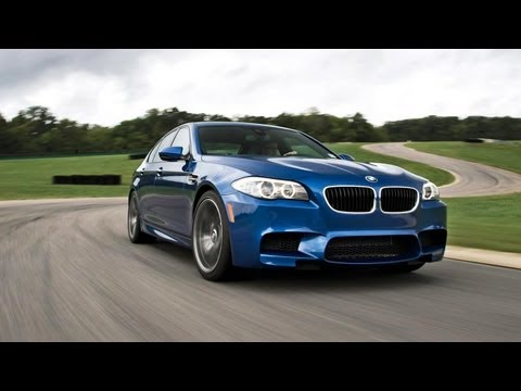 2013 BMW M5 – 2013 Lightning Lap – LL3 Class – CAR and DRIVER