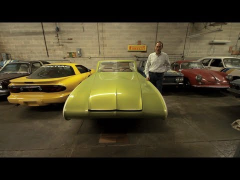 The Most Eccentric Car Collection, Uncut &#8212; JALOPNIK ON DRIVE