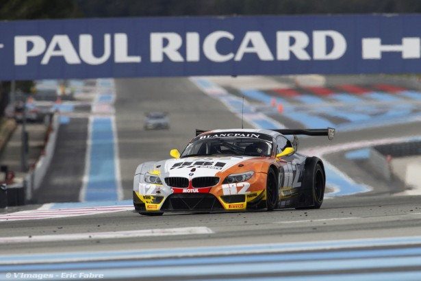 BMW-Z4-GT3-TDS-Racing-Blancpain-Endurance-Series-tests-Paul-Ricard