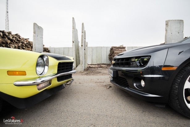 Chevrolet-Camaro-V8-ZZ8-2013-Calandre