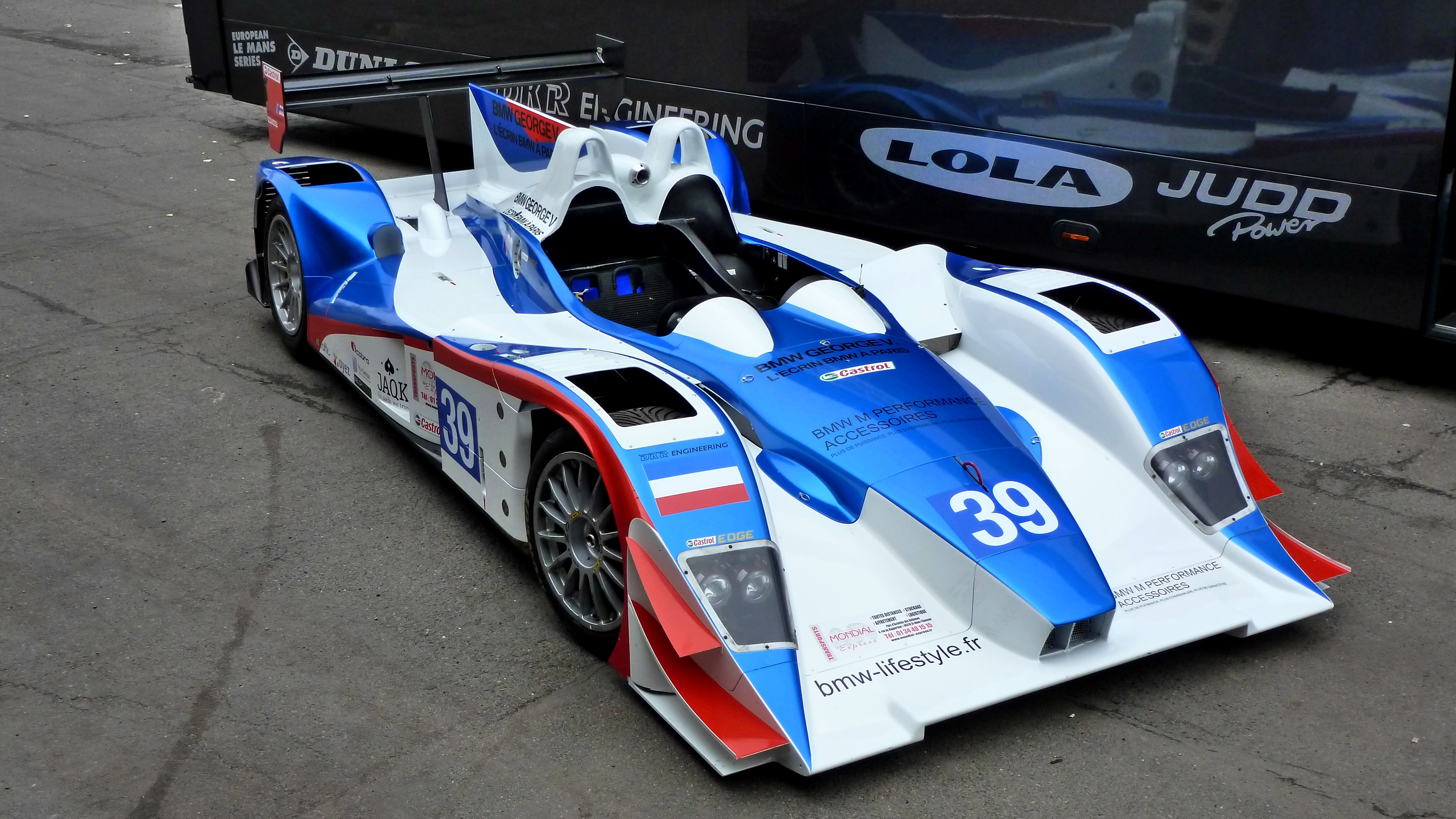DKR-Engineering-ELMS-2013-Lola-Judd-BMW- Brandela-Porta-3