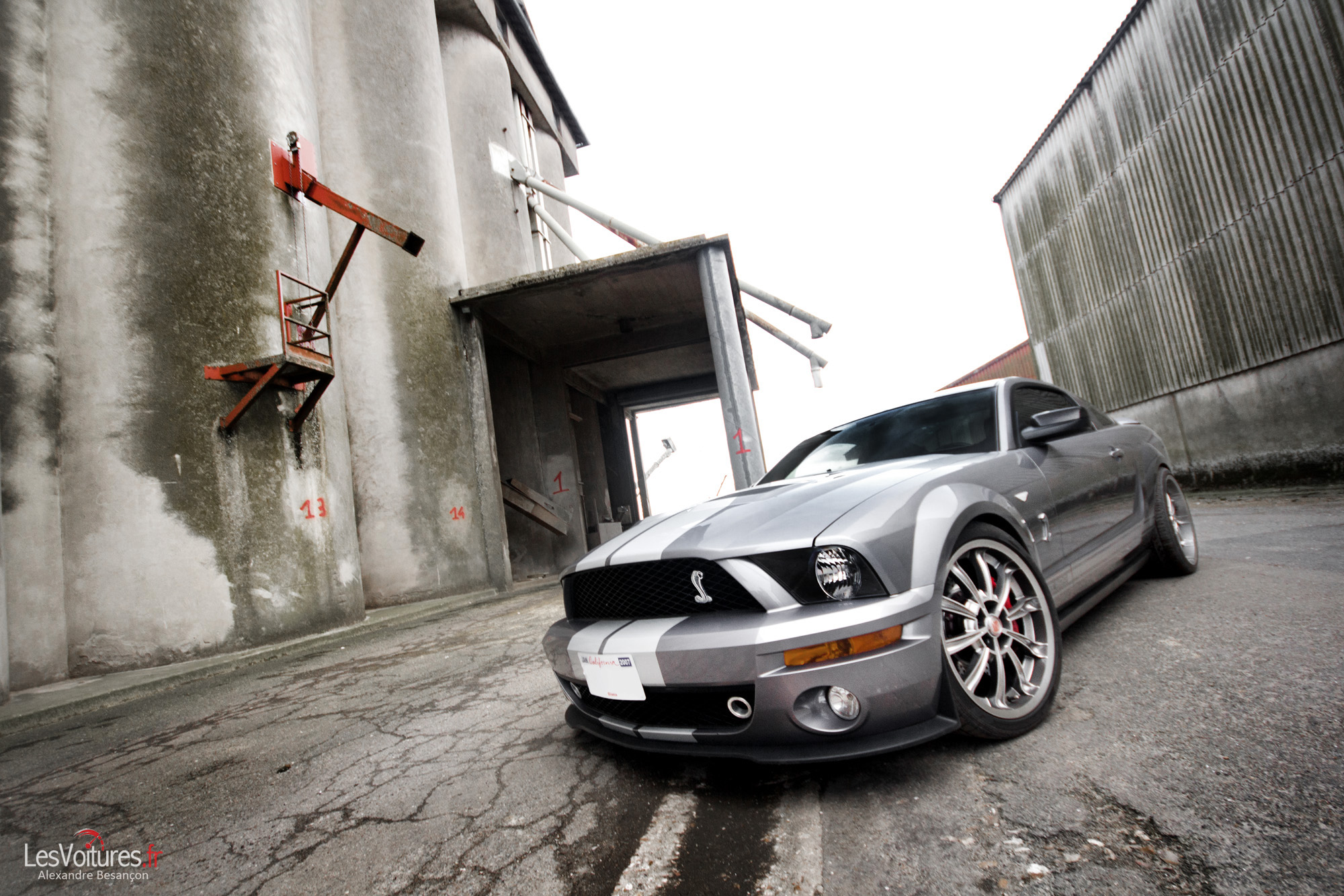 The Speedshop : l'antre de la Muscle Car !