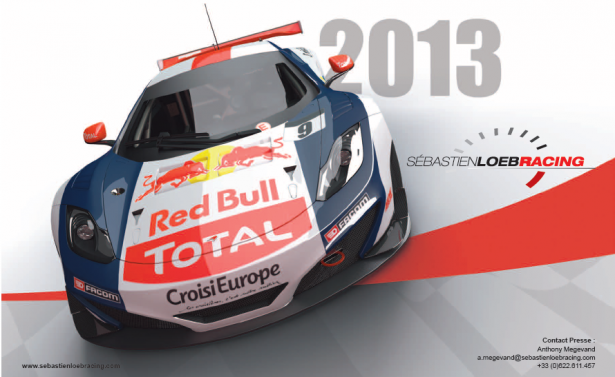 Sébastien Loeb Racing Team : le guide 2013