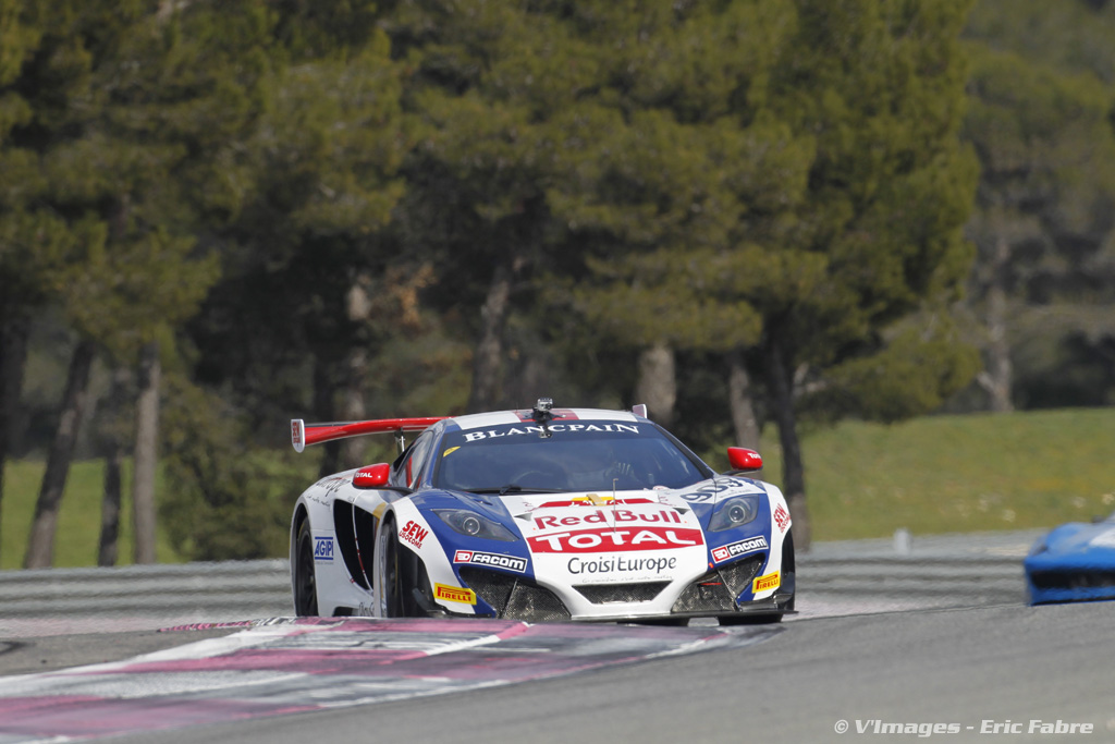 BES 2013 test Paul Ricard