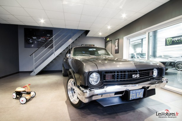 The Speedshop : l&#8217;antre de la Muscle Car !