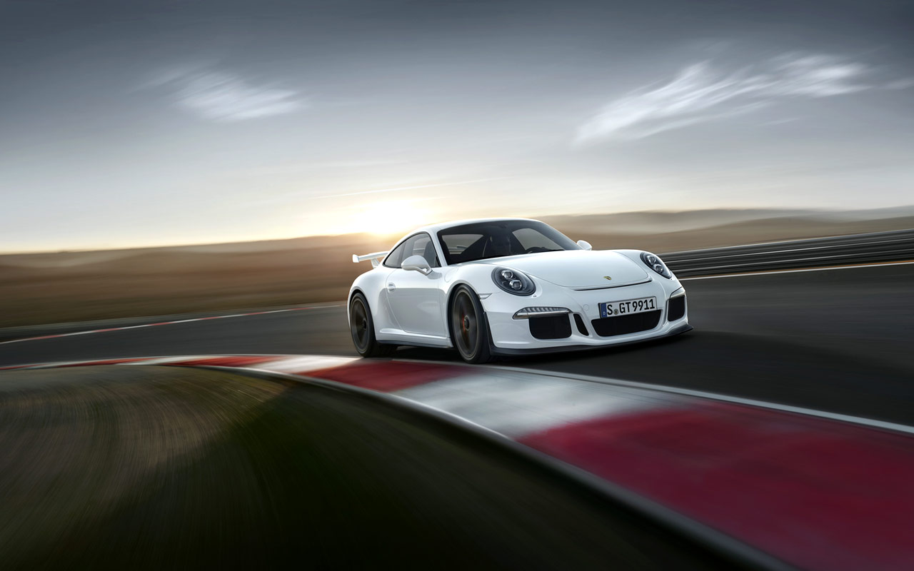 Porsche 911 GT3 : la version 991 dpasse toutes les limites&#8230;