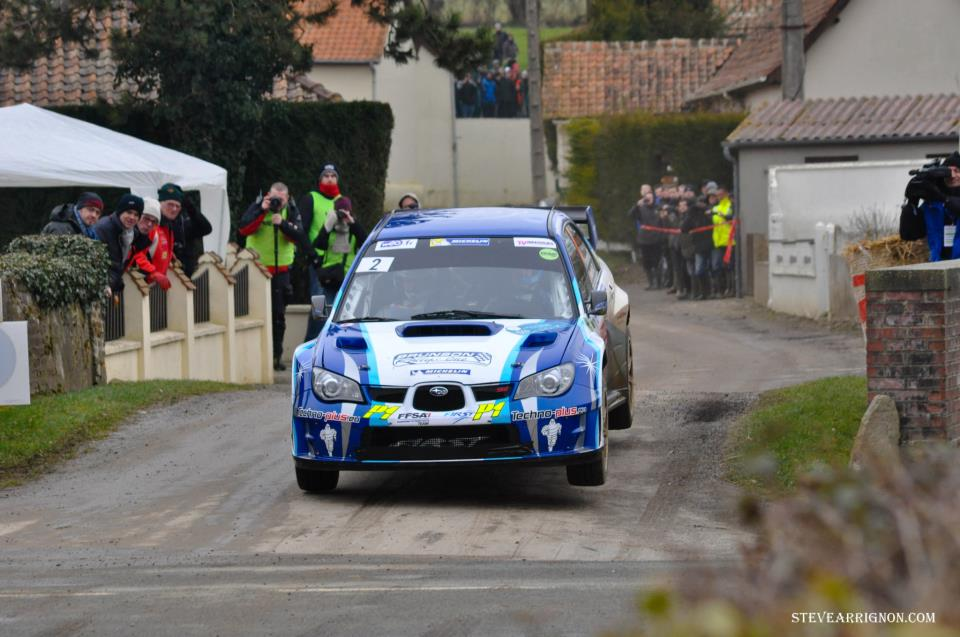 Rallye-Touquet-2013-Subaru-Impreza-Brunson