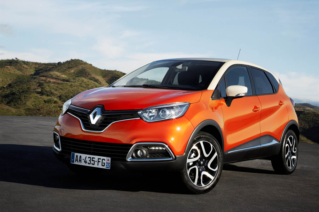 Renault Captur : un gros challenge pour la marque au losange !