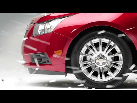 Find New Roads: Cruze Eco Wind Tunnel | Chevy Cruze | Chevrolet