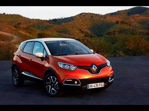Renault Captur – The urban crossover that changes everyday lives