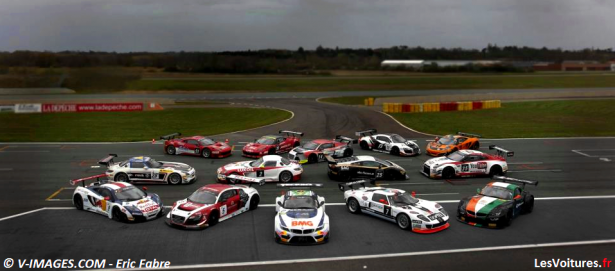 FIA GT Series – Nogaro : les courses en LIVE VIDEO !