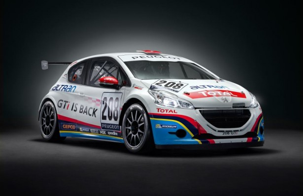 Peugeot 208 GTi : A l&#8217;assaut du Nrburgring !