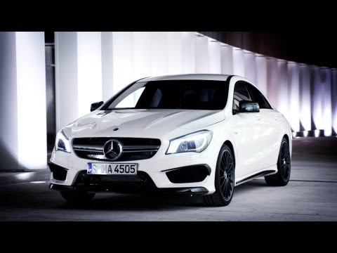 Mercedes CLA 45 AMG – Official Trailer