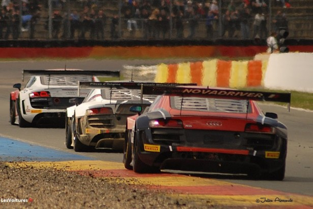 FIA GT Series &#8211; Nogaro : les plus belles images !