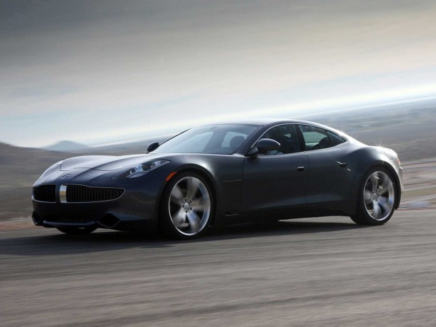 Fisker : The End ?