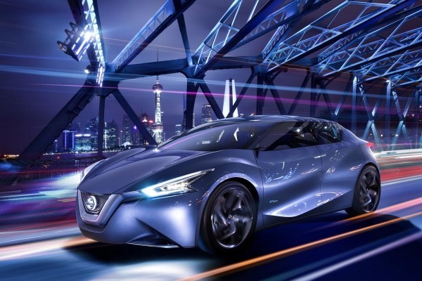 Nissan Friend-Me Concept : la connectivité absolue !