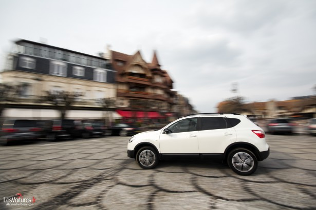"""Nissan Qashqai 360 : le crossover """"No limits"""" ultra équipé à l'essai !"""