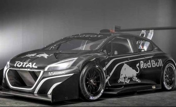 Peugeot 208 T16 Pikes Peak : Peugeot Sport et Loeb dvoilent une panthre noire !
