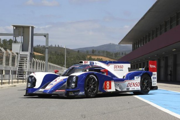 WEC : Toyota  la conqute du Mans avec la nouvelle TS030 Hybrid