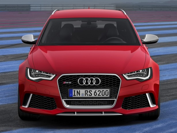 Audi : les versions RS disponibles plus tôt
