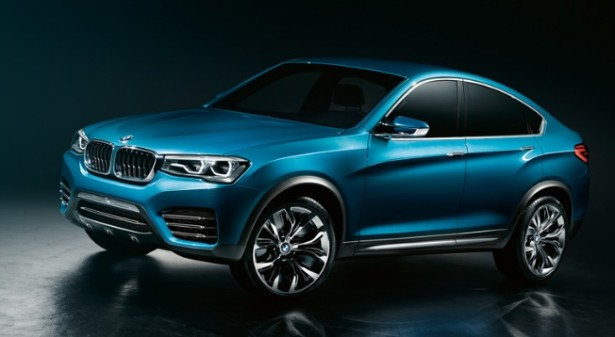 BMW X4 : bienvenu au SAC &#8220;Sports Activity Coup&#8221; !