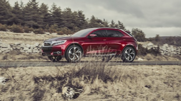 Citren DS Wild Rubis : la desse des SUV  la