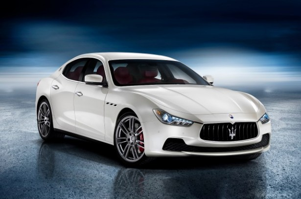Maserati Ghibli : l&#8217;ange de la marque au trident !