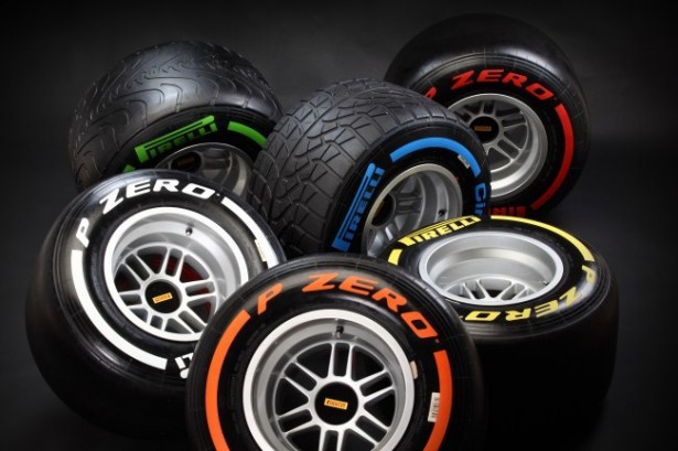 F1 : Pirelli change ses gommes dures